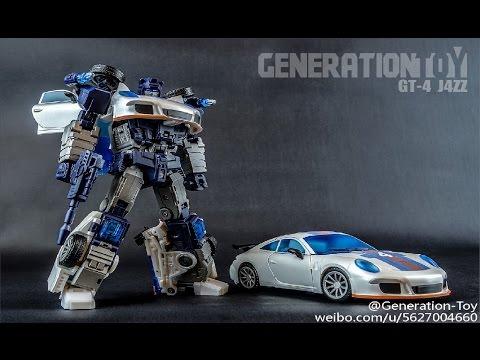 Generation Toys J4ZZ MP Jazz