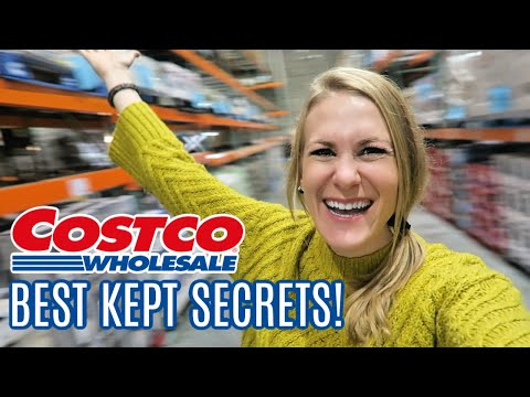 WHY YOU SHOULD BE SHOPPING AT COSTCO! (or At The Very Least Mooching Off A Friend's Membership! 😆)