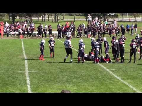 2013 Clarence Bulldogs JV Maroon Vs TTFA Bills