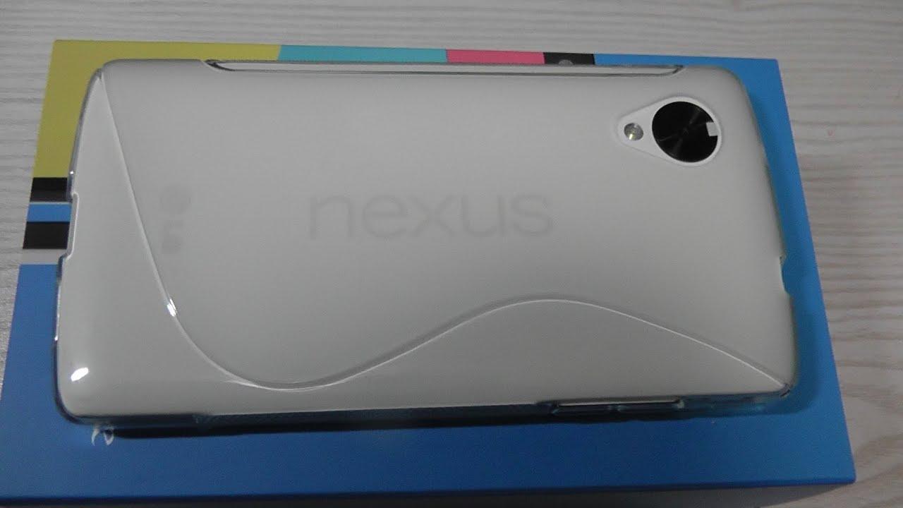 eacc35e303 Google Nexus5 TPU デザインカバーケース ( ネクサス Nexus5 LG-D821 対応) 軽量ソフトモデル Design  Cover Caseの装着