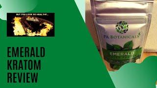 Emerald Kratom Review: Using Kratom for Fibromyalgia and Chronic Fatigue Syndrome