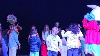 Вечерняя весёлая анимация для самых неугомонных детей Labranda Royal Makadi 5 Макади Бей Египет
