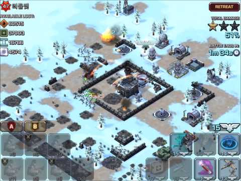 Empires & Allies Mobile - SNOW TIME is GO TIME