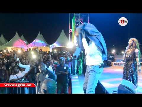 Grand Bal de Mbour : Youssou Ndour enflamme le stade Caroline Faye