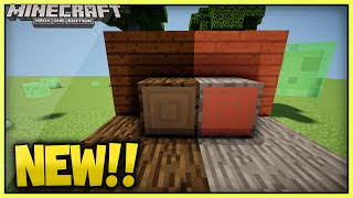 Minecraft TU23?/Next Feature Update New Types Of Wood? (Xbox 360 /Ps3/Xbox one/Ps4)