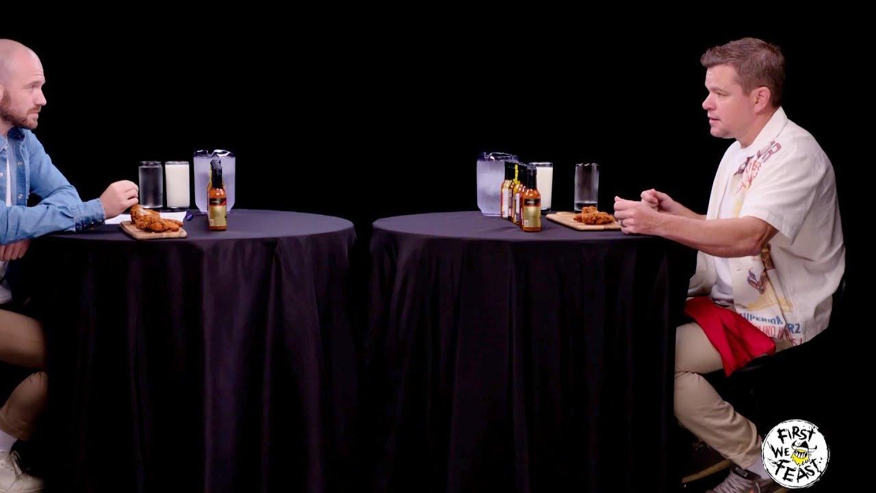 Ben Affleck & Matt Damon Explain Their Questionable Last Duel ...