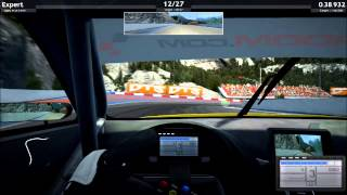 Raceroom racing experience gameplay PC