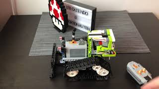 LEGO® Technic RC-Bulldozer   MOC von Tomik   Review