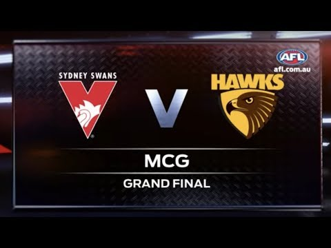 Highlights - 2014 AFL Grand Final - Hawthorn v Sydney Swans
