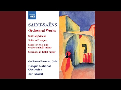 Sérénade, Op. 15, R. 114 (Version For Orchestra)