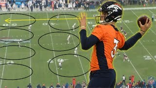 Film Study: Drew Lock played well in his first NFL game