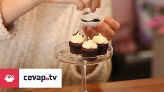 Beyaz çikolatalı cupcake nasıl yapılır?