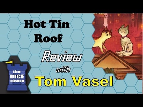 Dice Tower Reviews: Hot Tin Roof