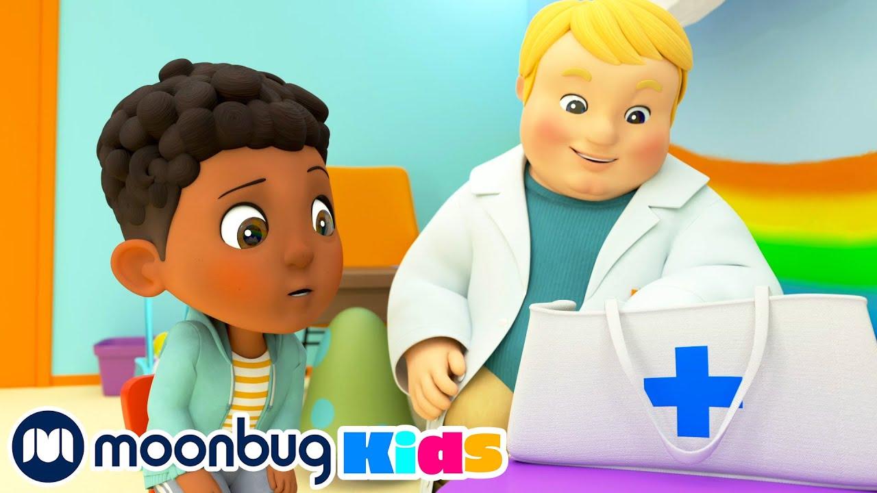 La canción del Doctor   Canciones para Niños   Canciones Infantiles   Little Baby Bum