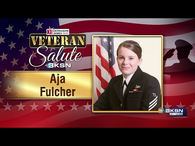 Veteran Salute: Aja Fulcher