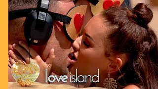 Who's Our Top Snogger? | Love Island
