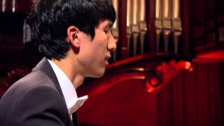 Eric Lu – Prelude in F major Op. 28 No. 23 (third stage)