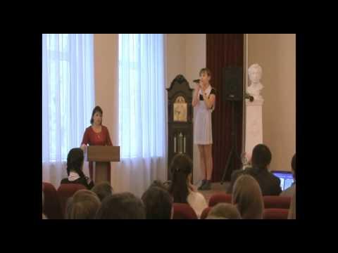 Копия видео Торжественное мероприятие в школе №44 г. Кропоткина
