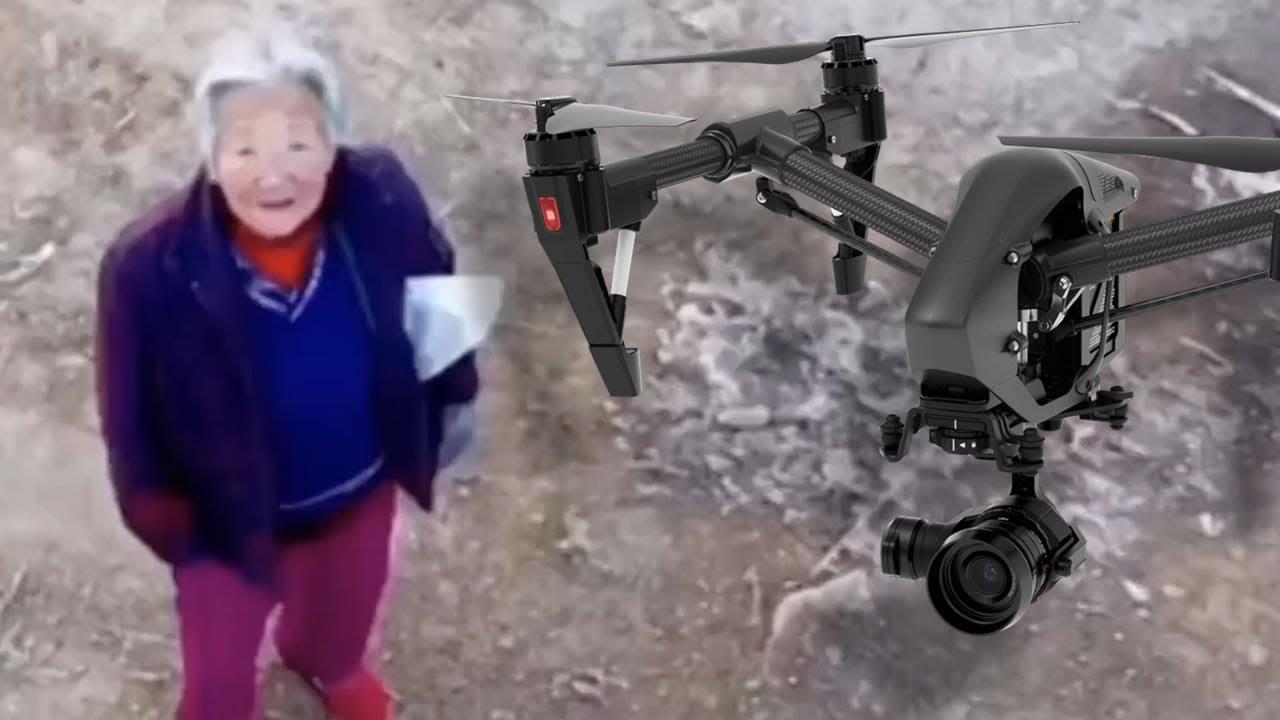 Desinfectan y alertan por CORONAVIRUS usando DRONES en China - YouTube