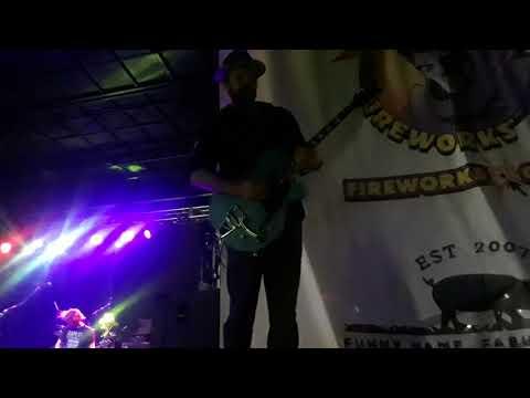 Sponge live Boardman Ohio 2018