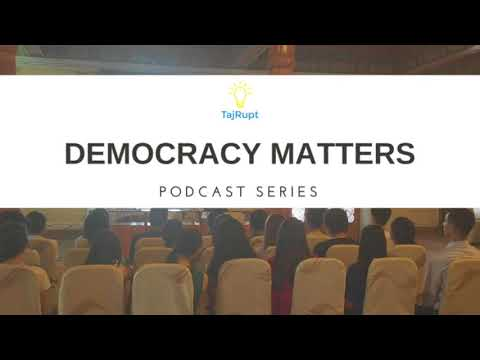 "Democracy Matters Episode 1: ""Eurasian Economic Union: Restored Soviet Union or a Reformed EU?"""