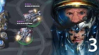 STARCRAFT 2 GEGEN JOHNNY  -  GAME 3 | RTS Olympiade