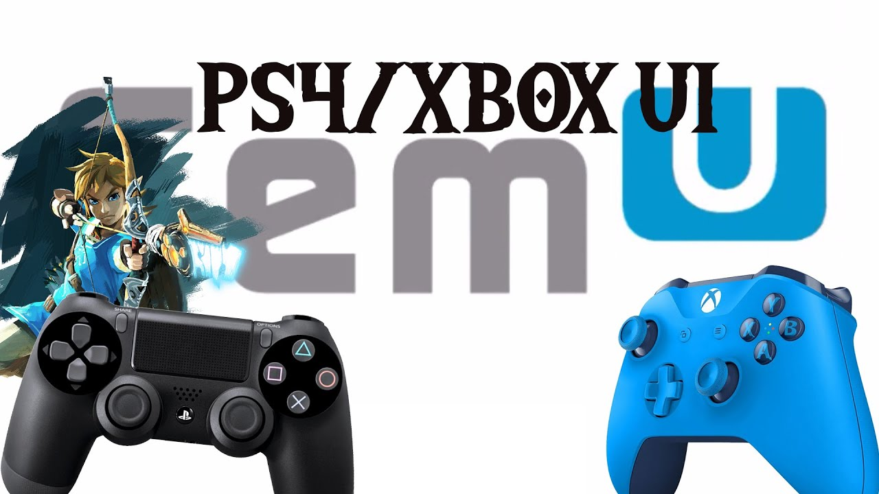 How to get a Ps4/Xbox Button Layout in Cemu 1 15 13c | Zelda BOTW |  CemuGuides