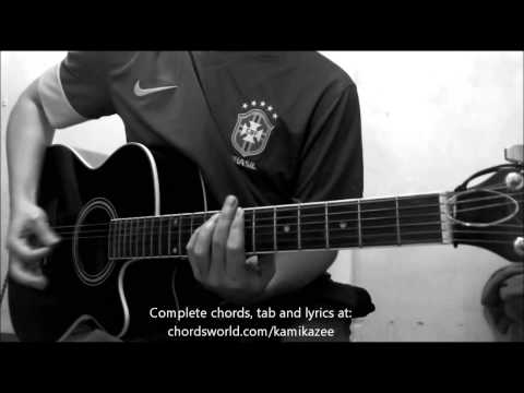 Tagpuan Chords by Kamikazee - How To Play - chordsworld.com