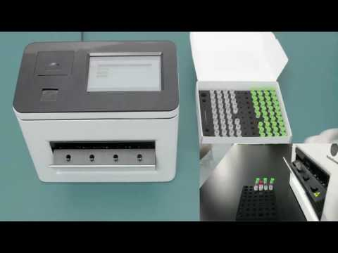 Ningbo MedicalSystem-- Prince SP400 operation