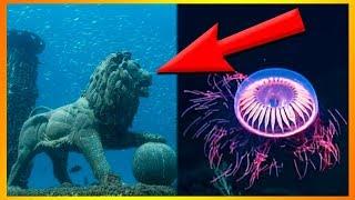 10 Crazy Ting Som Er Blevet Fundet Langt Nede I Havet