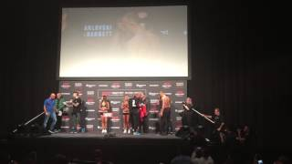 Jack Hermansson vs. Scott Askham Weigh-in