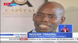 Capital Markets Authority probes suspicious trades in Kobil shares