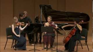 Piano Quartet No. 3 in C minor - Brahms