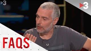 """Lluís Mollon: """"Som caps de turc, deduïm una voluntat d'escarmentar"""""""