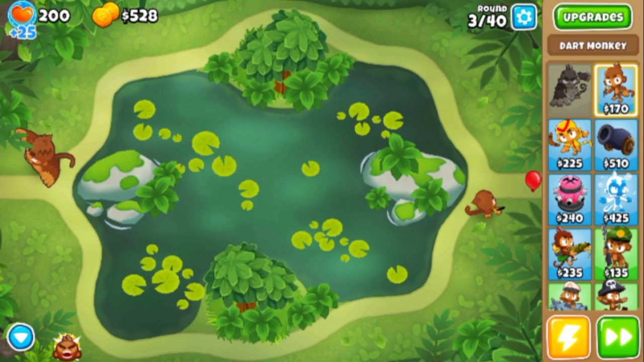 BTD6 9 0 Update - New Hero and Map (Pat Fusty and Pat's Pond)