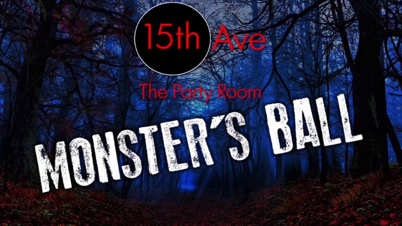 2018 Monsters Ball 15th Ave Adult Theater Halloween Party Preview Video