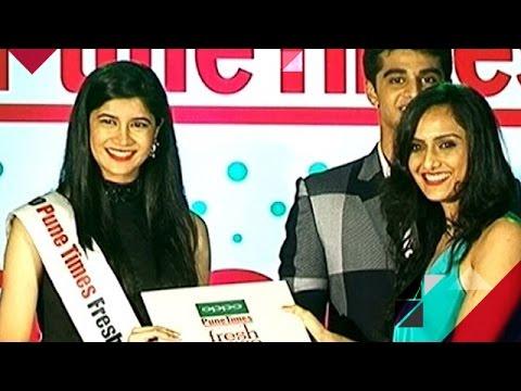 Pune Times Fresh Face 2016 Winners
