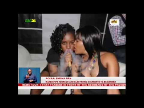 Ghana to ban Shisha smoking by June