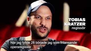 Video med regissör Tobias Kratzer - Trilogin på Wermland Opera