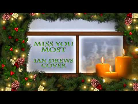 Miss You Most (Mariah Carey) cover by IAN DREWS