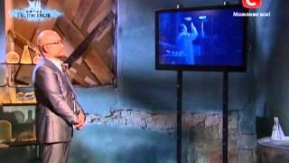Темная комната. Битва экстрасенсов - Сезон 12 - Выпуск 7 - часть 1 - 17.11.2013