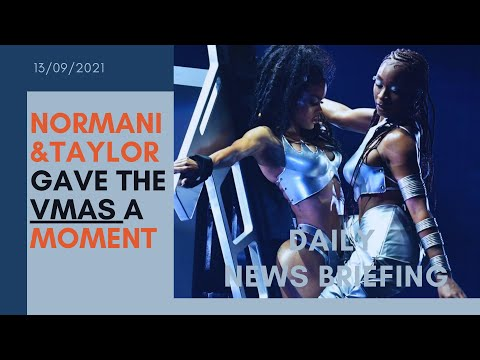 """WATCH Normani & Her """"Wild Side"""" to the 2021 VMAs - UK NEWS BRIEFING"""