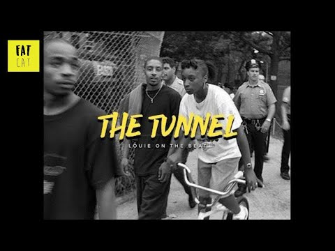 (free) 90s Old School Boom Bap type beat x hip hop instrumental | 'The Tunnel'