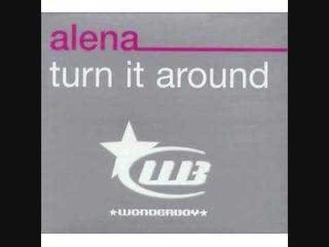 Alena - Turn it around (Space Brothers Edit)