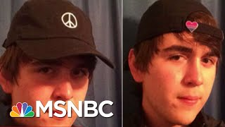 Who Is The Suspected Texas School Shooter? Dimitrios Pagourtzis | MSNBC