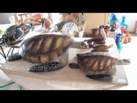 Sargaalaya � India�s Unique Craft Village