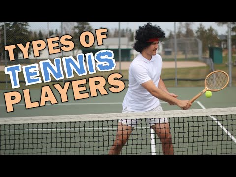 Stereotypes: Tennis