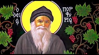 St. Porphyrios: The easiest way to drive the devil away