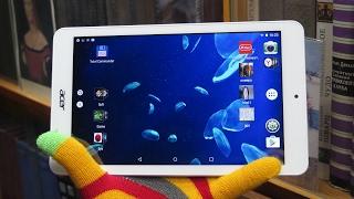 Обзор Acer Iconia One 8 B1 850, недорогого домашнего планшета(Текстовый обзор: http://helpix.ru/reviews/2017/acer-one-8.html Подведение итогов тестирования очень домашнего сине-белого..., 2017-02-17T12:05:46.000Z)
