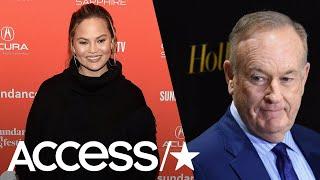 Chrissy Teigen Shuts Down Bill O'Reilly After He Shades 'Jesus Christ Superstar' | Access